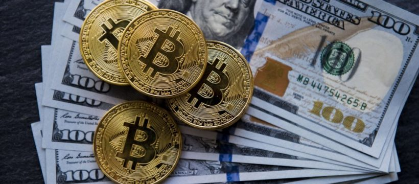 bitcoin vs. dollar